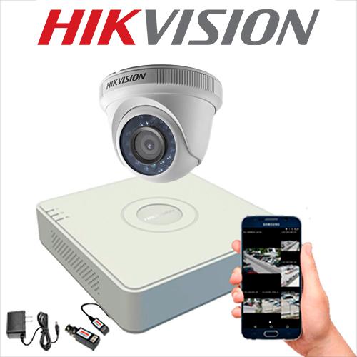 KIT CCTV HIKVISION MINI DVR TURBO KIT-11