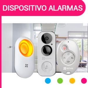 Dispositivos Alarmas