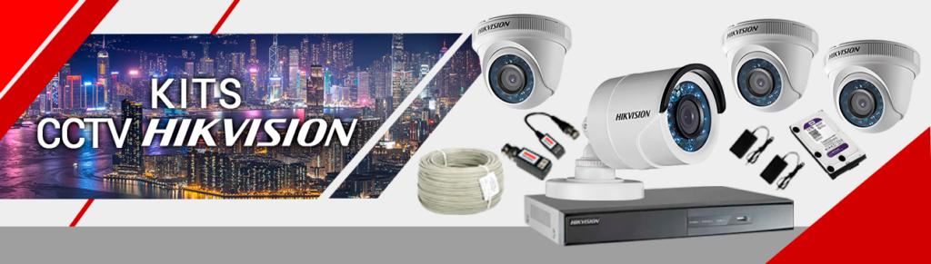 Kits CCTV Hikvision