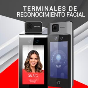Reconocimiento Facial Hikvision