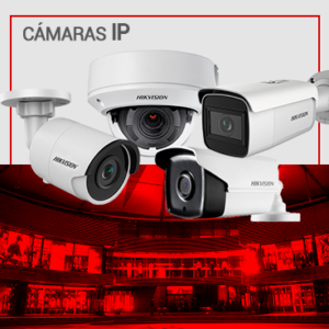 Cámaras IP Hikvision