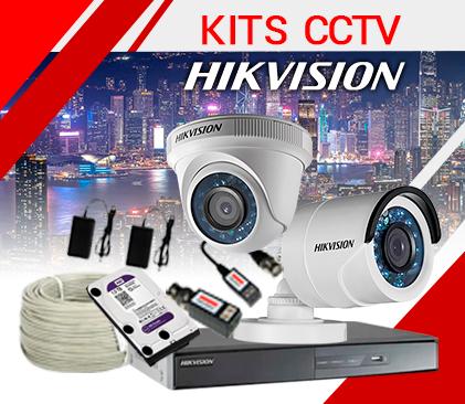 Kits Hikvision