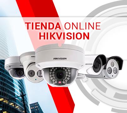 Tienda Hikvision OnLine