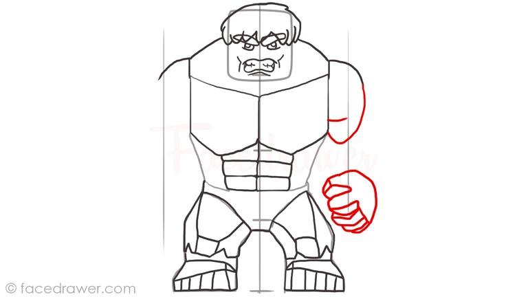 how-to-draw-lego-hulk-step-14