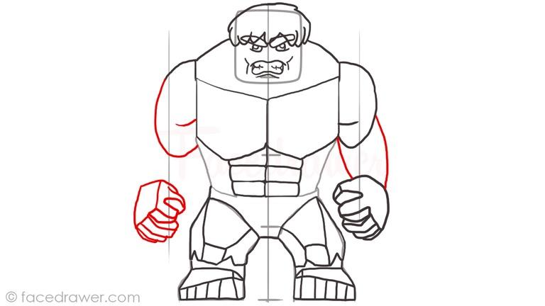 how-to-draw-lego-hulk-step-15
