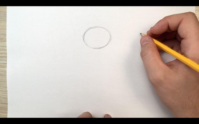 emolga pokemon drawing lesson step 1