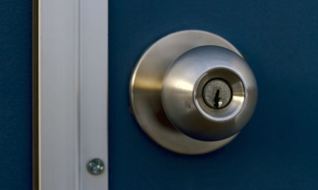 Suspicious Person Attempts to Open Door of Residence in Livingston