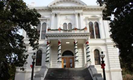 Public invited to the 34th Annual Christmas Open House at the Courthouse Museum