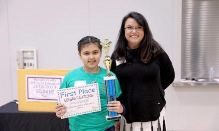 Merced County Spelling Bee Winner