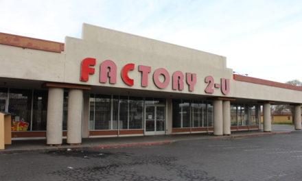 Factory 2-U closes in Merced