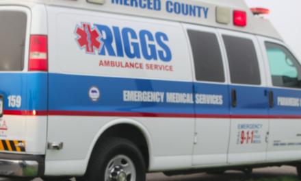 Man medi-flighted after vehicle rollover in Los Banos