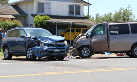 Traffic Collision Results in Multiple Injuries in Merced County