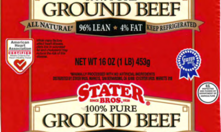 Ground beef recalled for possible Salmonella