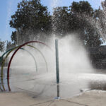 Atwater unveils new splash pad, to open in 2021