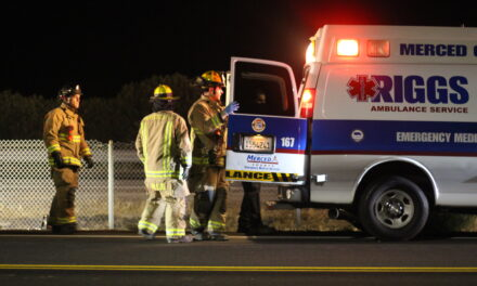 Atwater Motorcyclist struck by vehicle, suspect flees