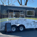 Family opens food truck, its one of the newest food trucks at the Landing Zone