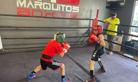 Winton boxing gym now open, future events expected