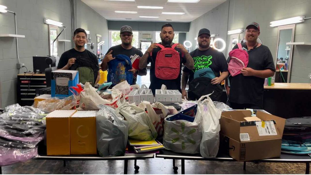 Backpack drive to happen in Atwater