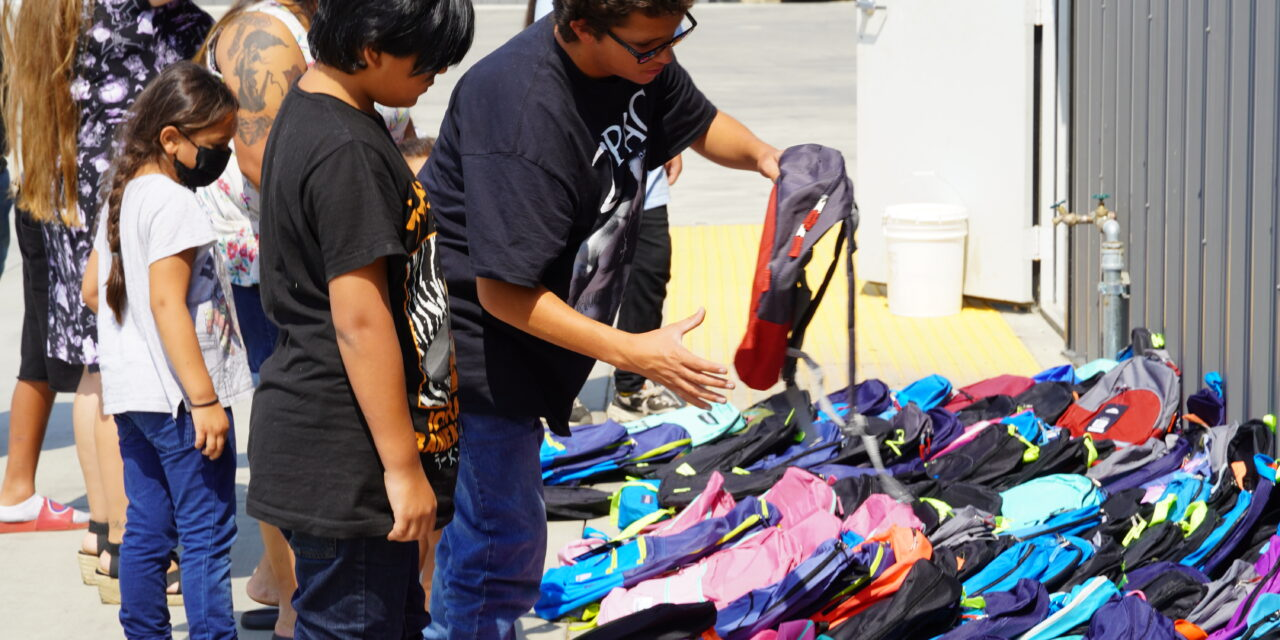 Businesses host Atwater backpack drive, more events to come