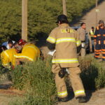 Teen airlifted after being struck by vehicle while riding bike in Livingston