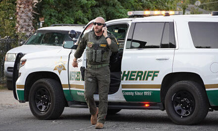 Merced County Sheriff Deputies respond to shooting incident in Winton