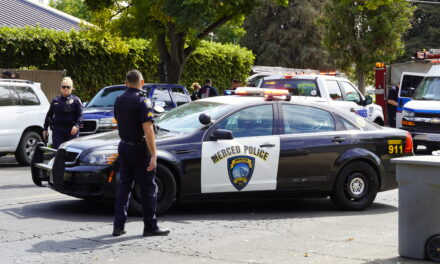 Merced Police investigate hit-and-run on Parsons Avenue