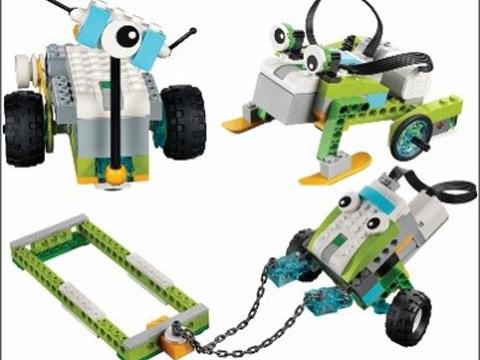 Lego Jr Robotics