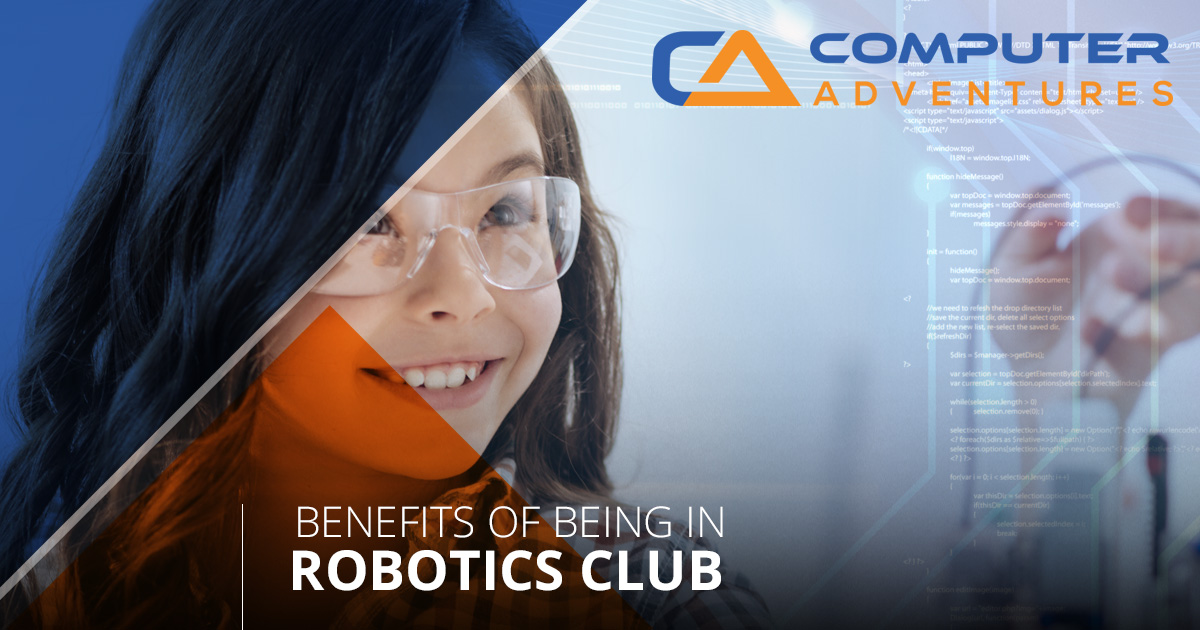 Benefits Of Being In Robotics Club