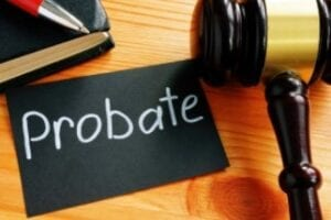 Does having a will avoid probate court?