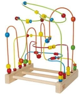 Ball maze toy is like an inheritance