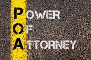 power of attorney after death