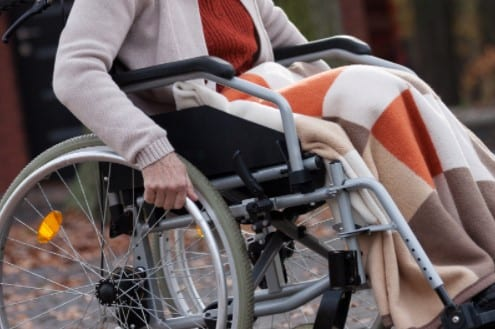 elderly and disabled ssi recipients