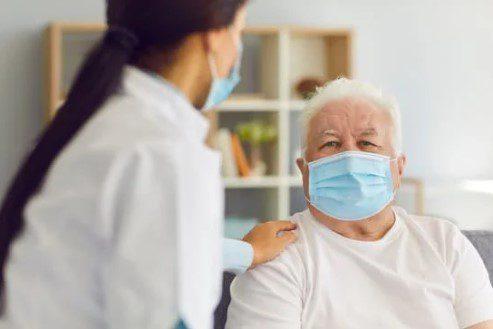 Nursing homes vaccinated