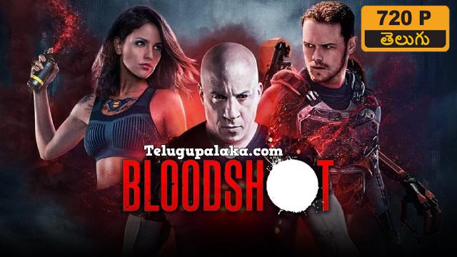 Bloodshot (2020) Telugu Dubbed Movie