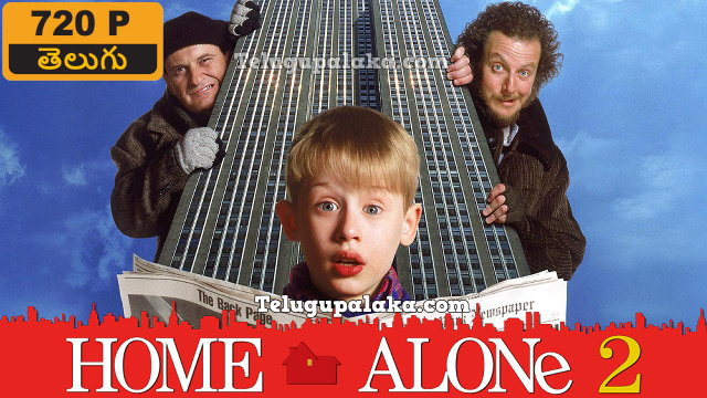 Home Alone 2 Lost in New York (1992) Telugu Dubbed Movie