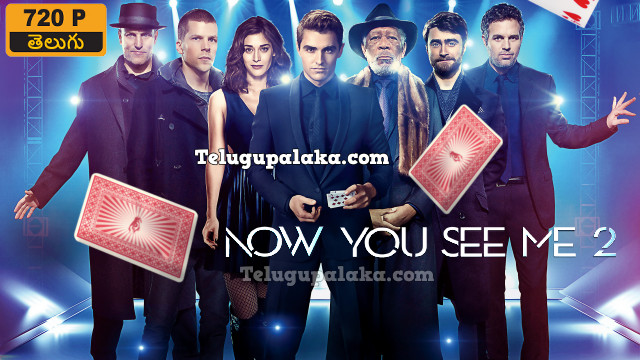 Now You See Me 2 (2016) Telugu Dubbed Movie