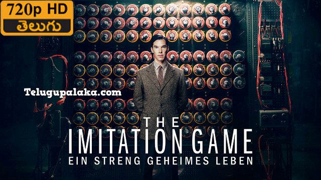 The Imitation Game (2014) Telugu Dubbed Movie