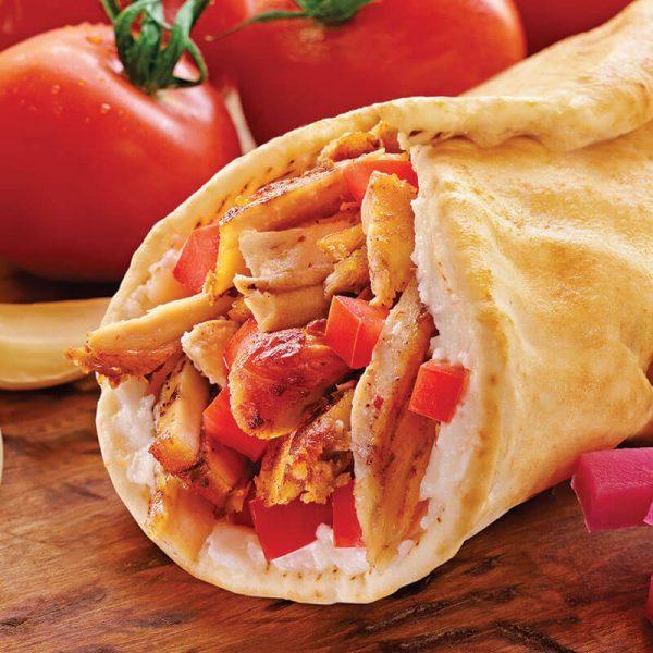 8. Chicken Tarna® Wrap