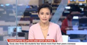 CNA主播(报道截图)