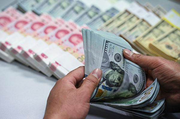 美元人民币