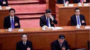 王岐山亲自审查的十九届中央委员在上任不足一年后就开始崩塌