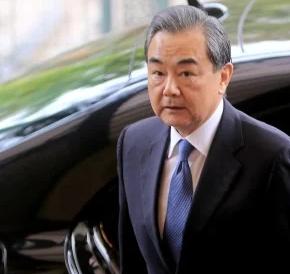 外交部长王毅