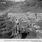 朝鲜志愿军尸体