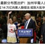 美国华人支持川普连任