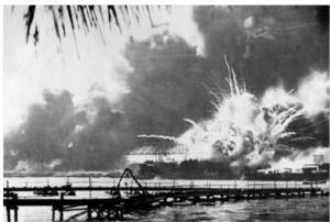 日本轰炸珍珠港