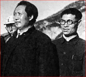 毛泽东高岗