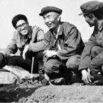 中国农民和水稻专家