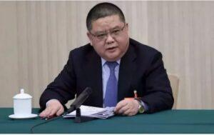 河南政法委书记甘荣坤