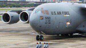 美国空军C-17运输机 - 飞机,军机