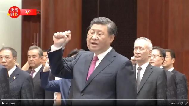 习近平受挫 政治流言预示大风暴来袭